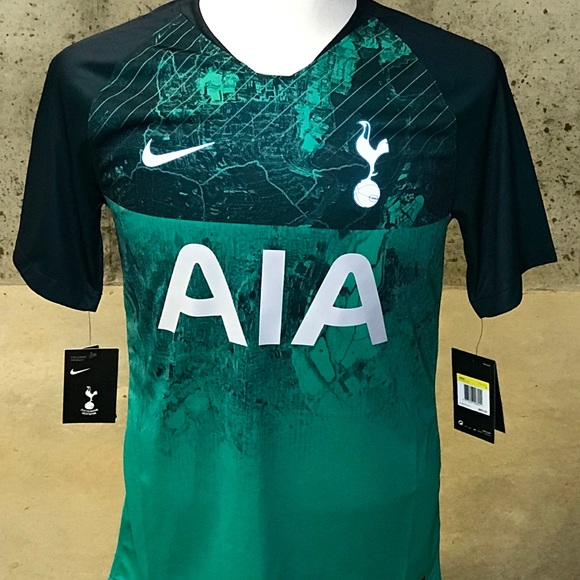 competitive price 41c20 4f680 Nike Breathe Tottenham Hotspur 3rd Jersey 2018 NWT NWT